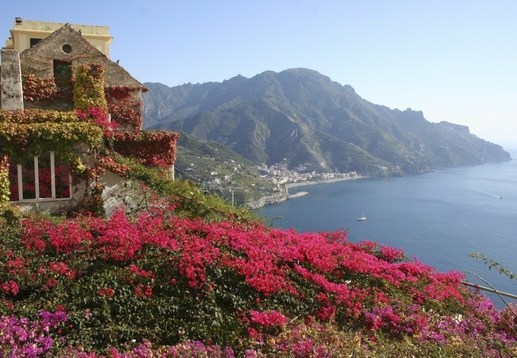 Delectable Destinations - An Amalfi Coast Itinerary - student project