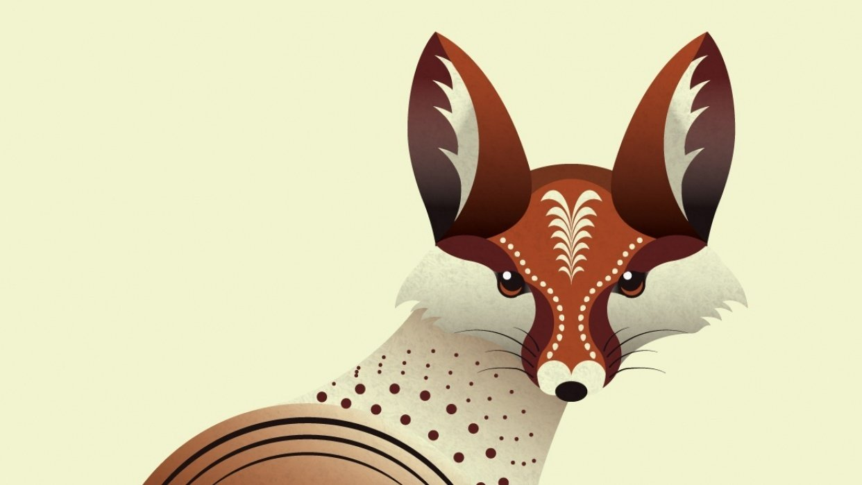Light Fox - student project