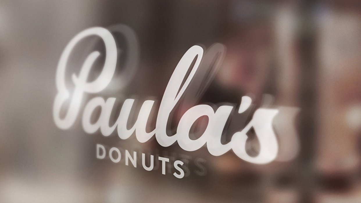 Paula's Donuts - student project