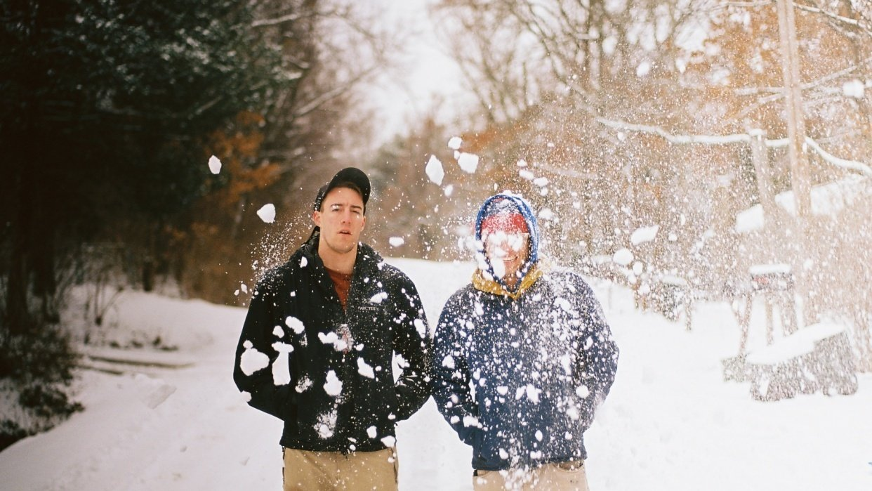 Ben Matthews // Shoot More Film - student project