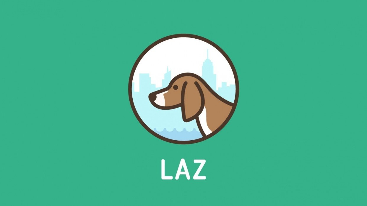 Laz the dog - student project