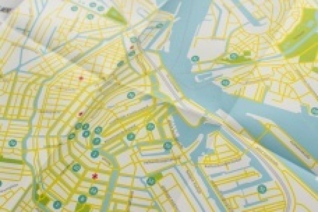 The Creative Guide to Amsterdam - student project