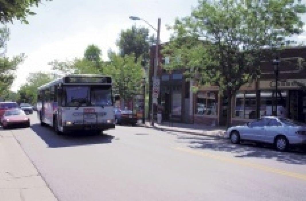 Hop On Highlands: Neighborhood Bus Map - student project