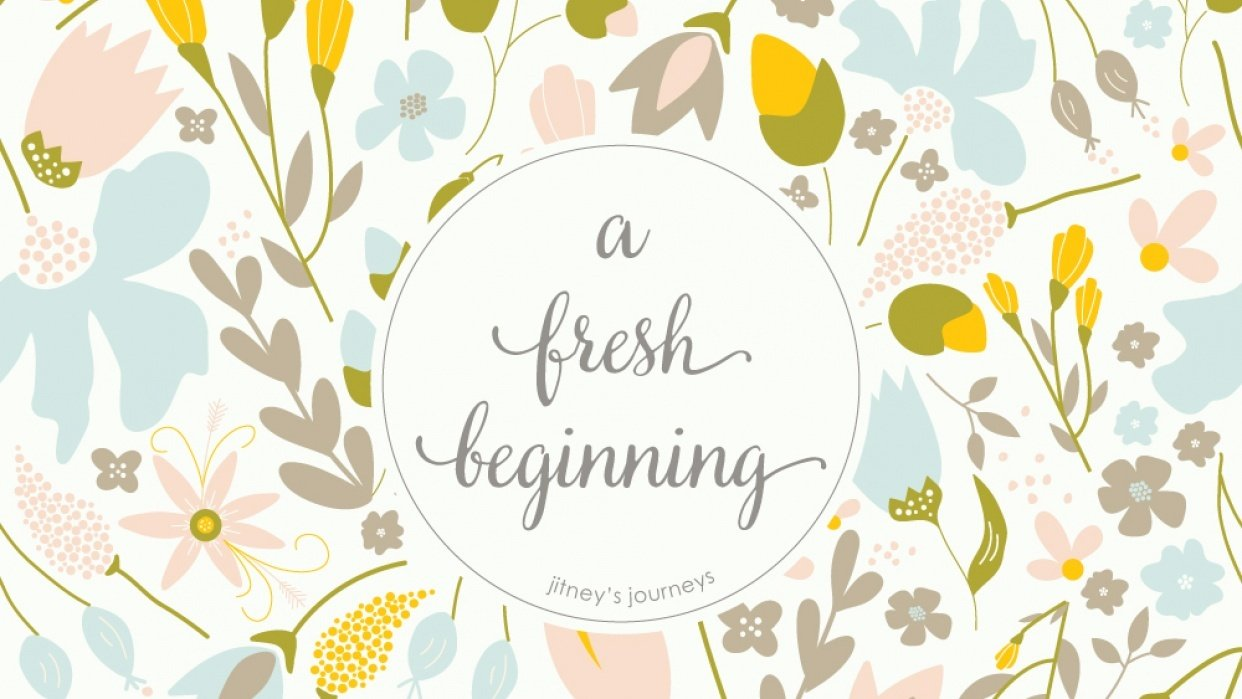 A Fresh Beginning - student project