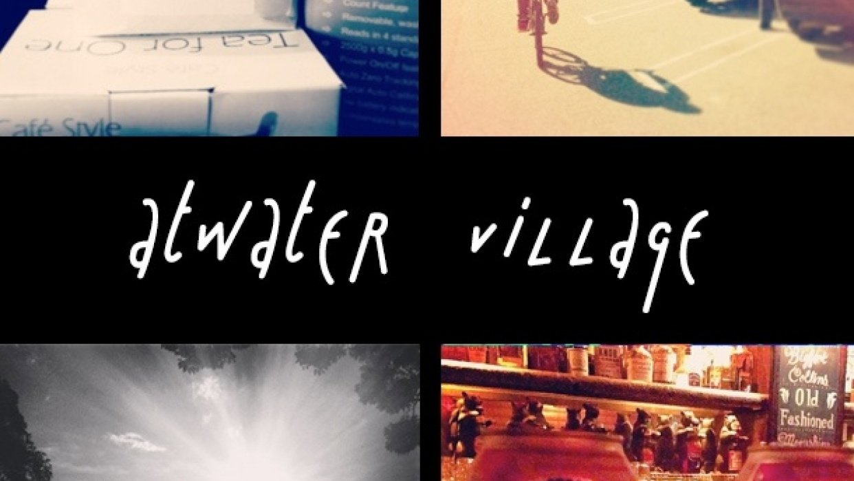 Welcome to the Atwater Village - student project