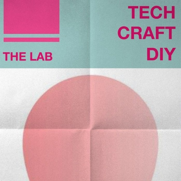 Tech+Craft Titles - student project