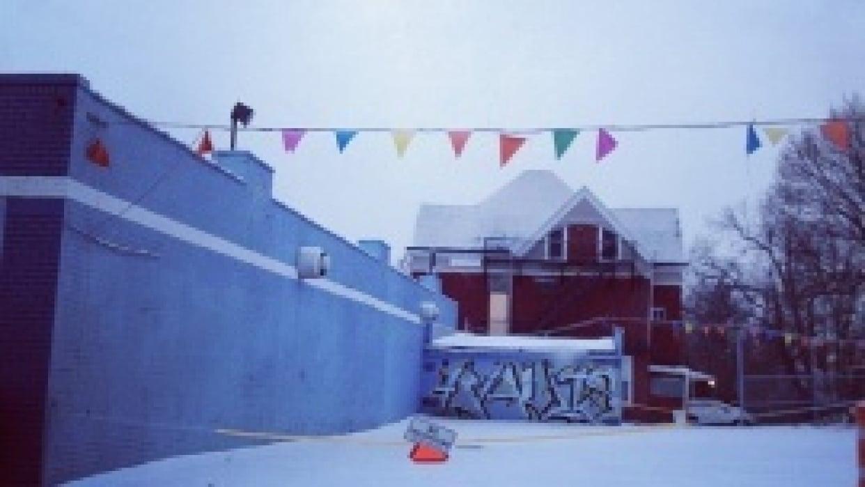 pittsburgh // neighborhoods // drawings  - student project