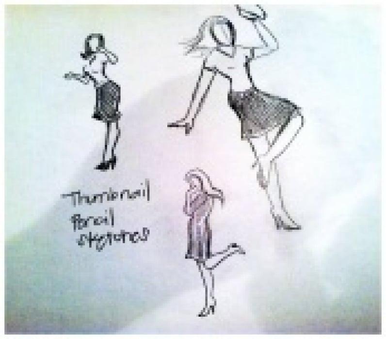 Stewardess Bombshells  - student project