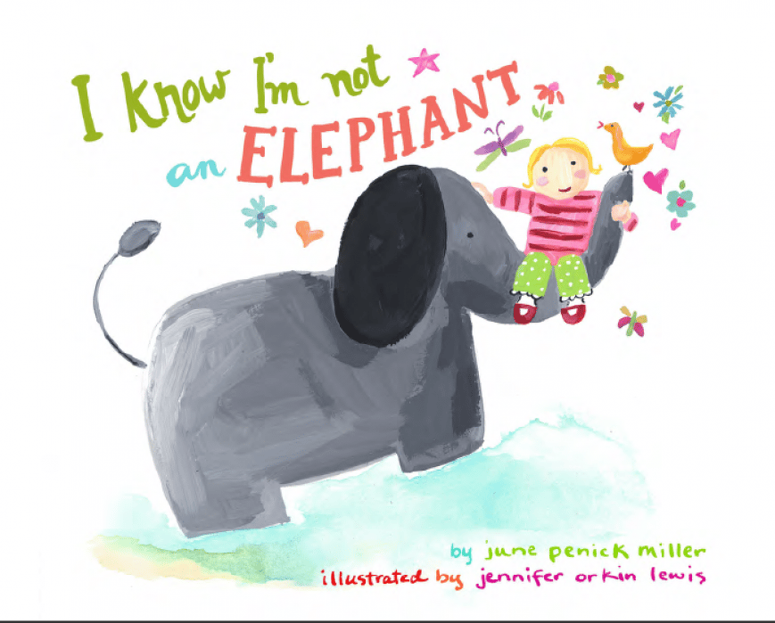 I Know I'm Not an Elephant - student project