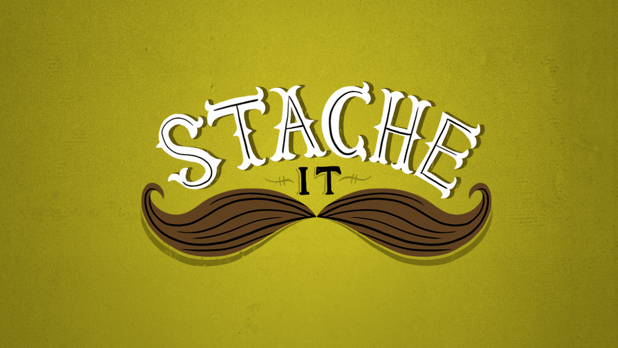 Stache It - student project