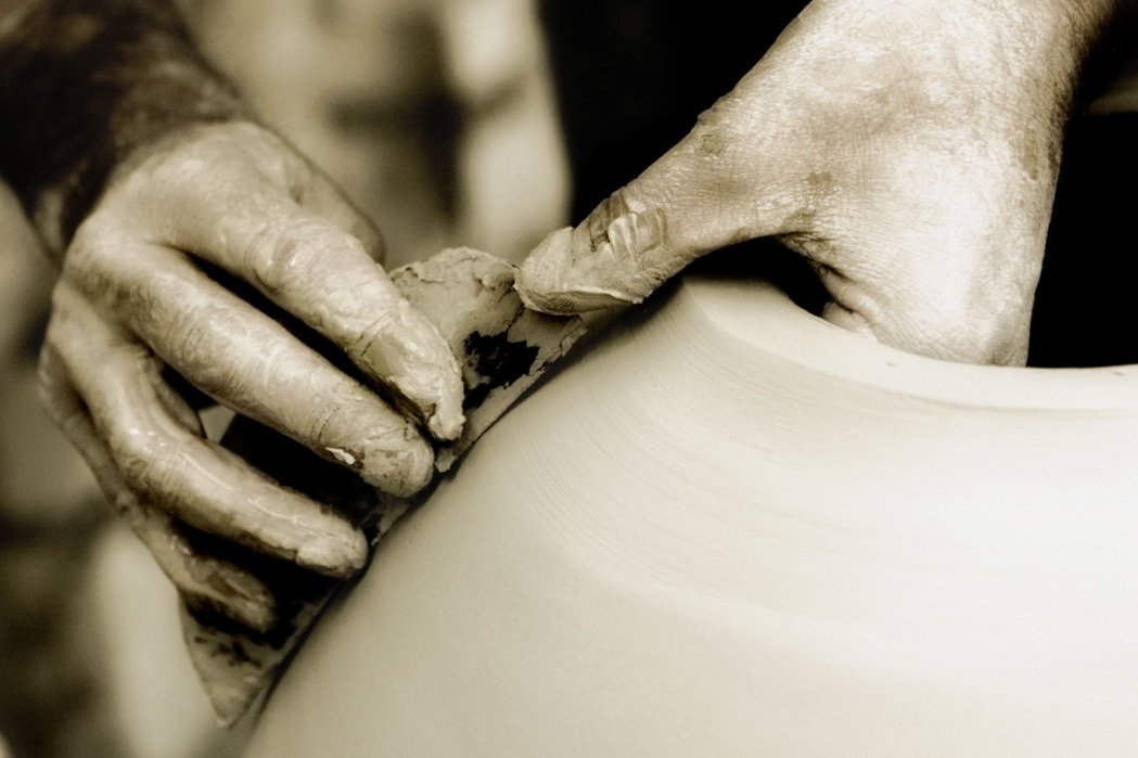 Lessons From the Potter's Wheel - student project