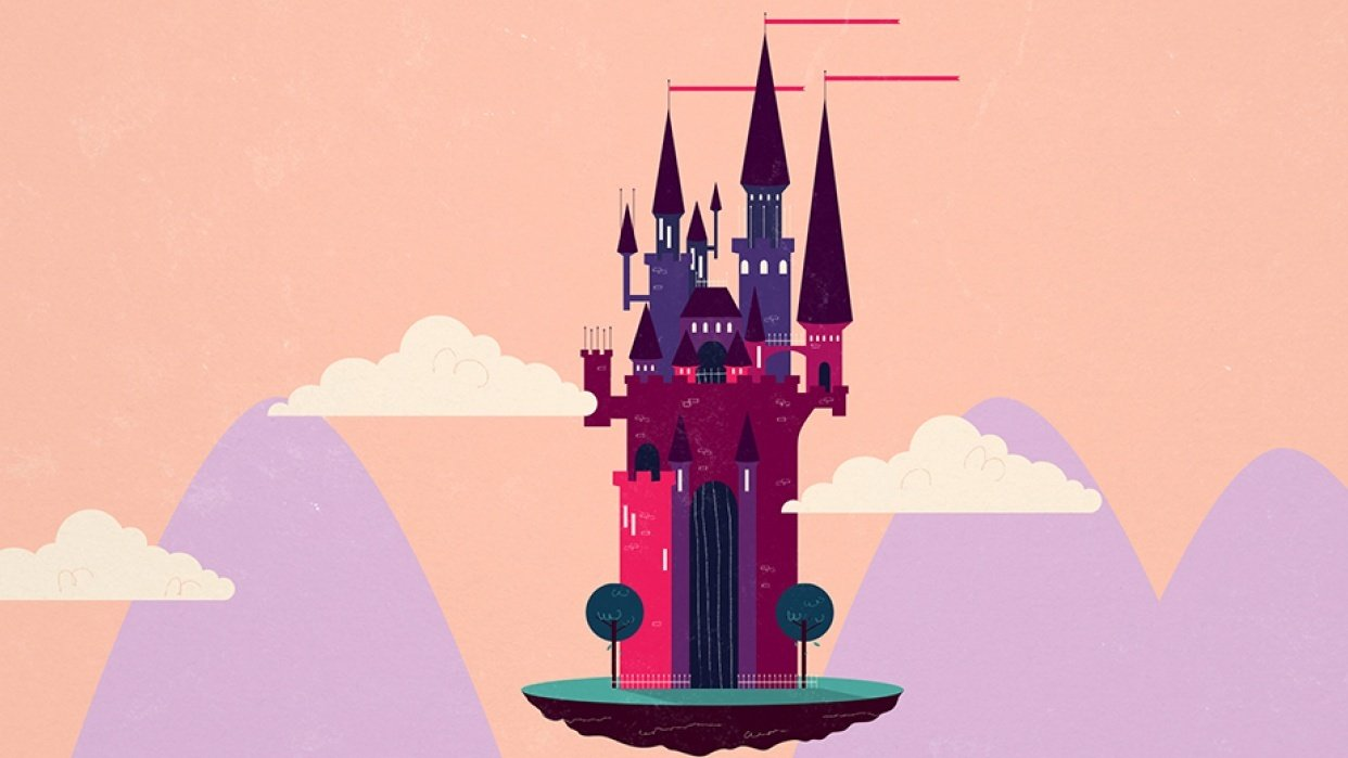 Castle in the Sky - student project
