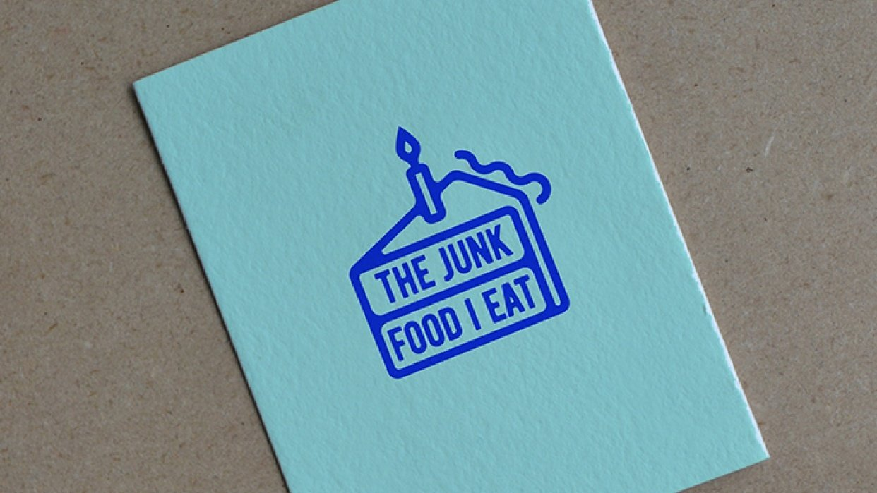 The Junk Food I Eat - student project
