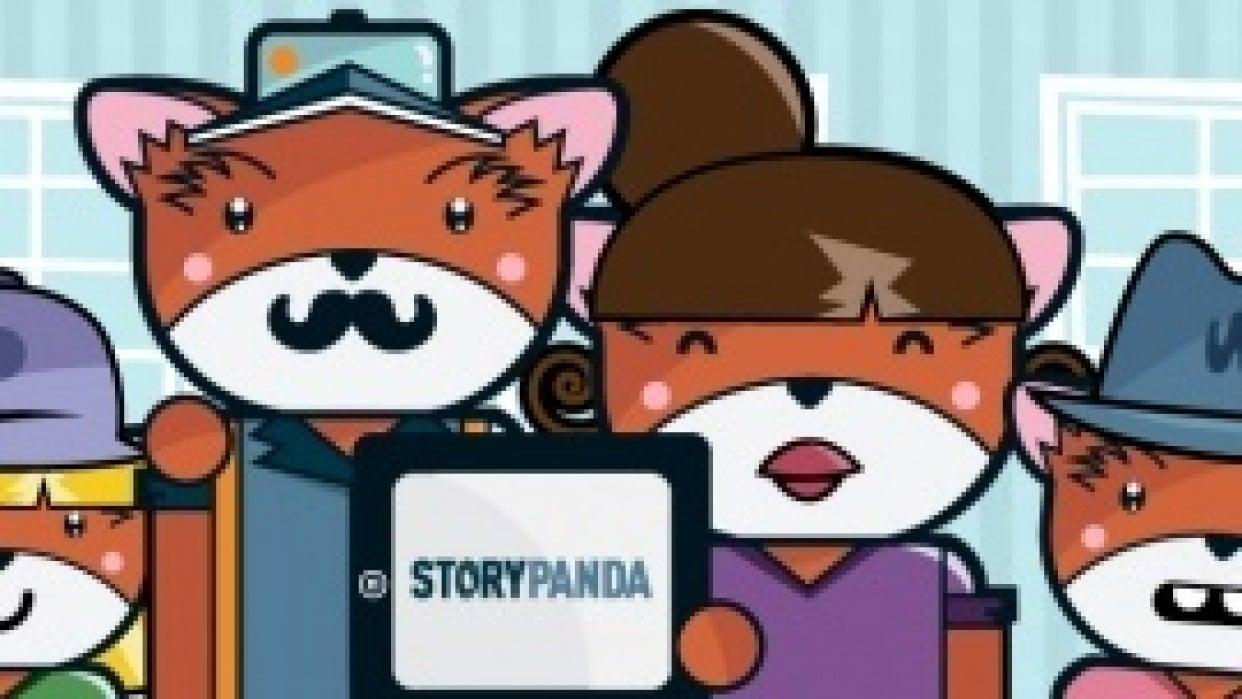 Storypanda - student project