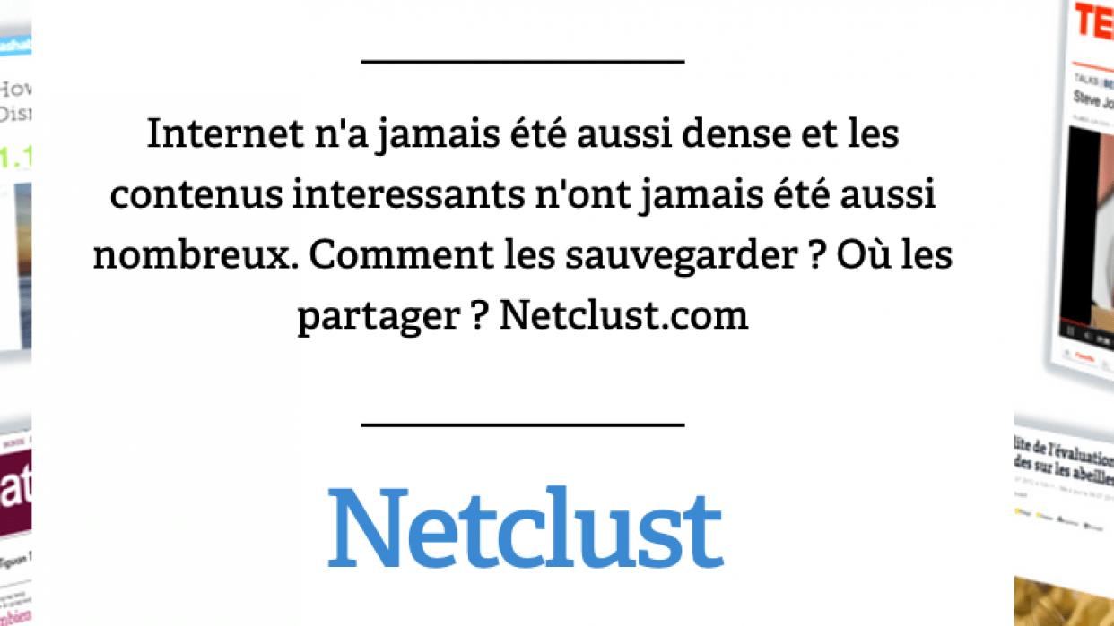 Netclust - student project