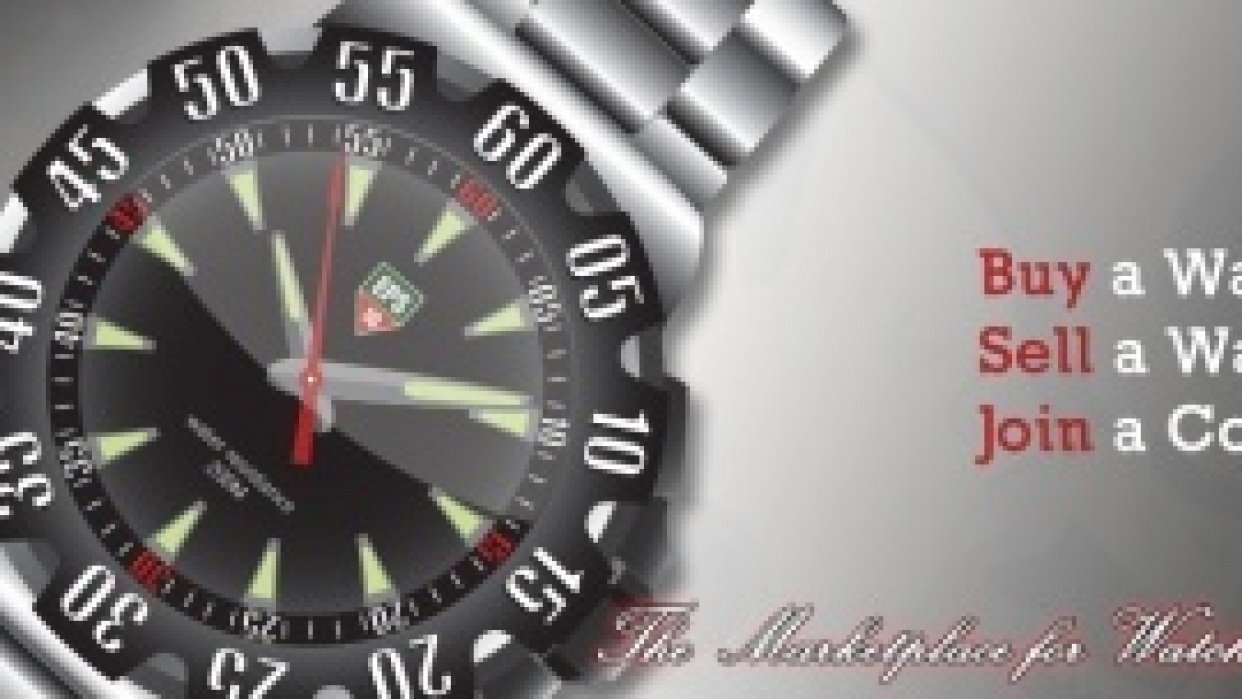 TheWristList.com - Online Marketplace for Watch Enthusiasts - student project
