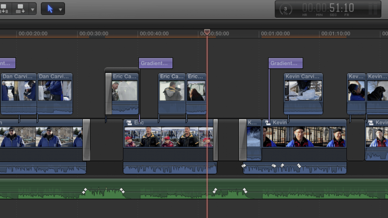 FCPX byJon - student project