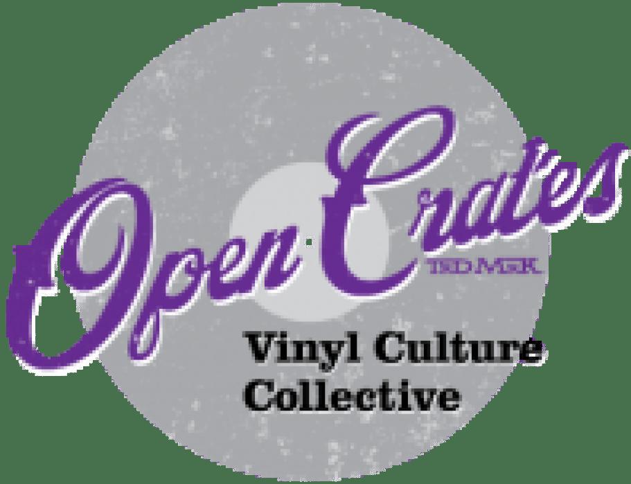 Open Crates Vinyl Pop-Up Shop - student project