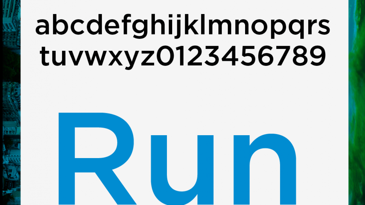 'Survive' with these Fonts - student project