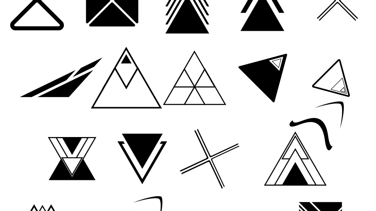 Shades Of Triangles - student project