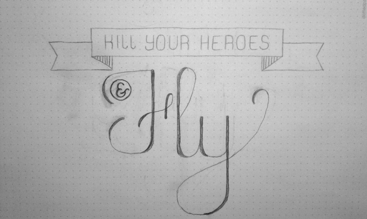 Kill your heroes and fly - student project