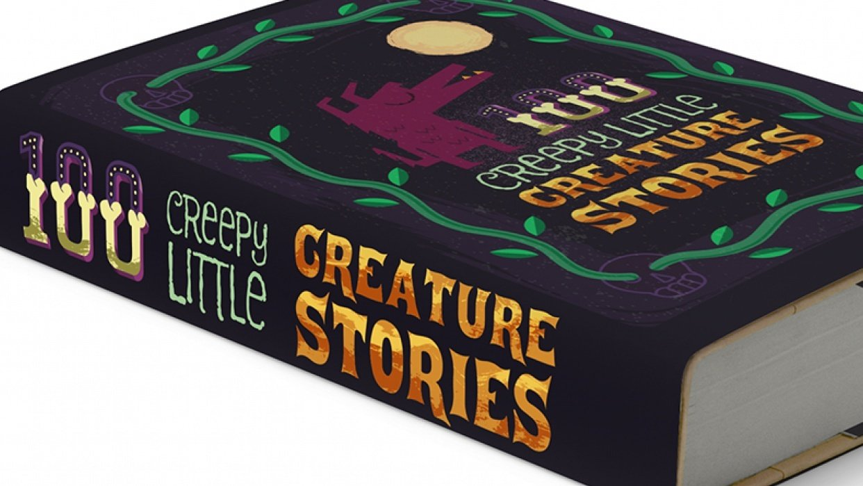 100 Creepy Little Creature Stories - student project