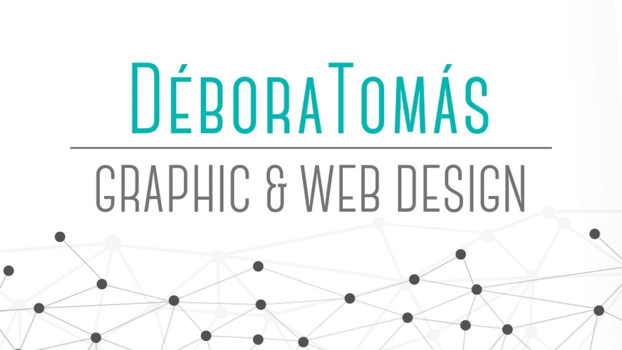Web Design Style Guide for deboratomas.com  - student project