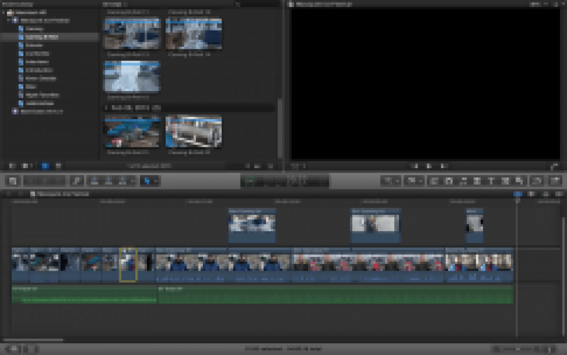 Manayunk Ice Festival ( :30 Rough Cut) - student project