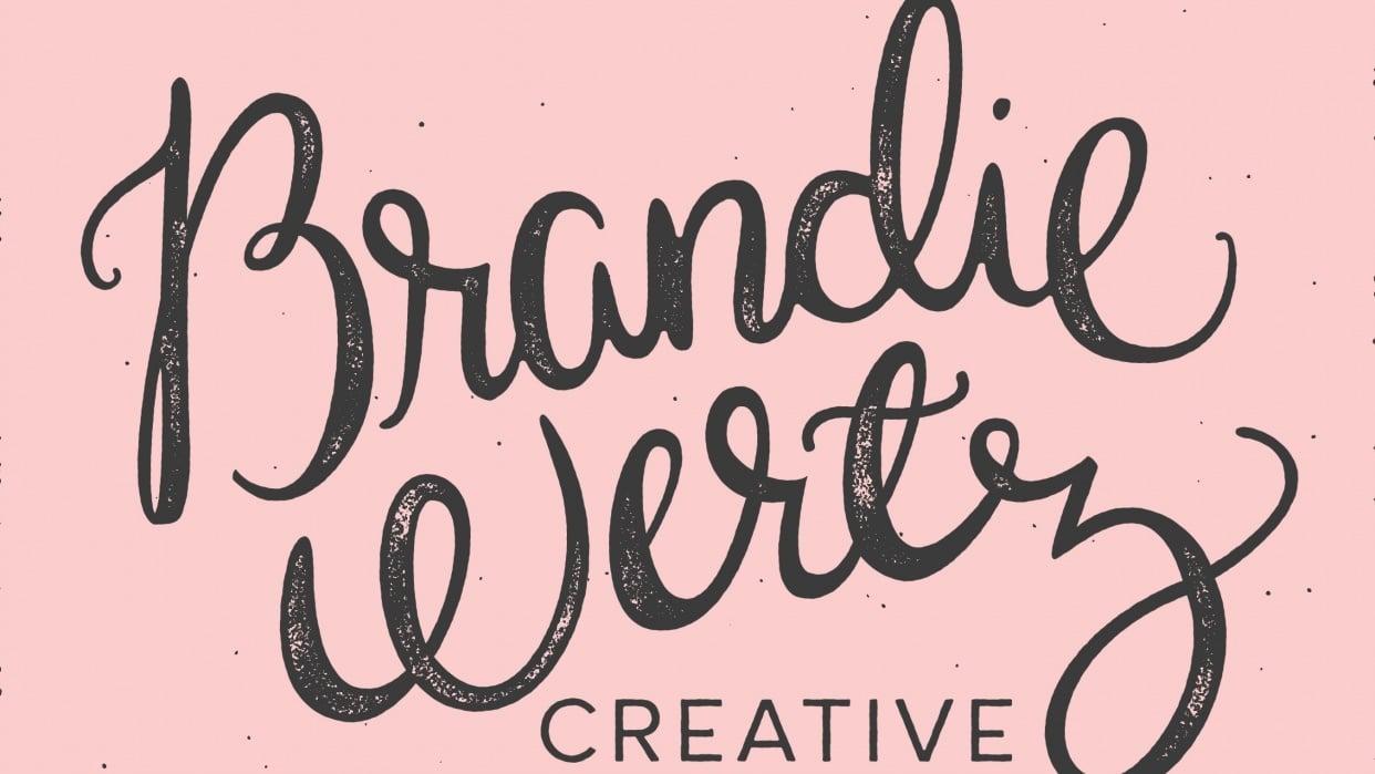 Brandie Wertz - Branding - student project