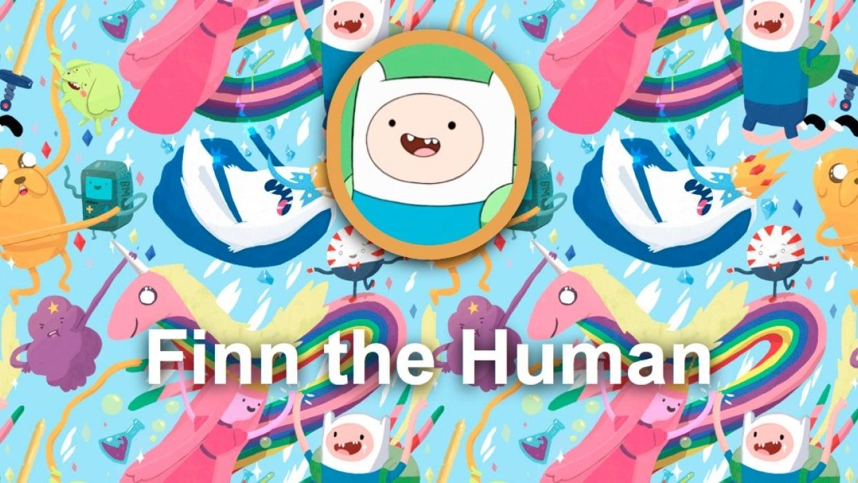 Finn the Human - student project