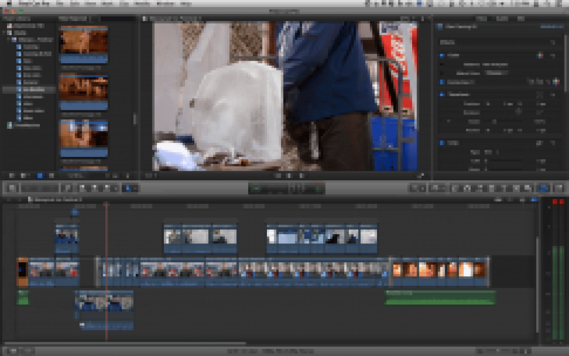 Manayunk Ice Festival - Final Cut - student project