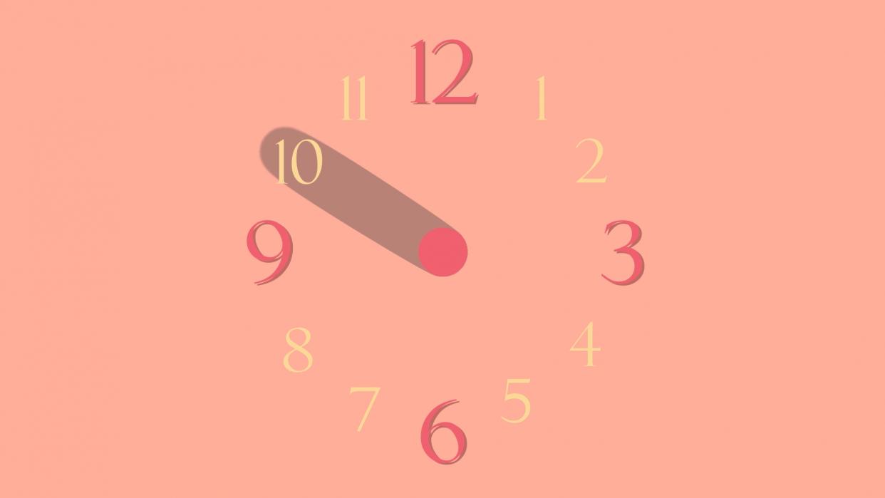 Clock loop :) - student project