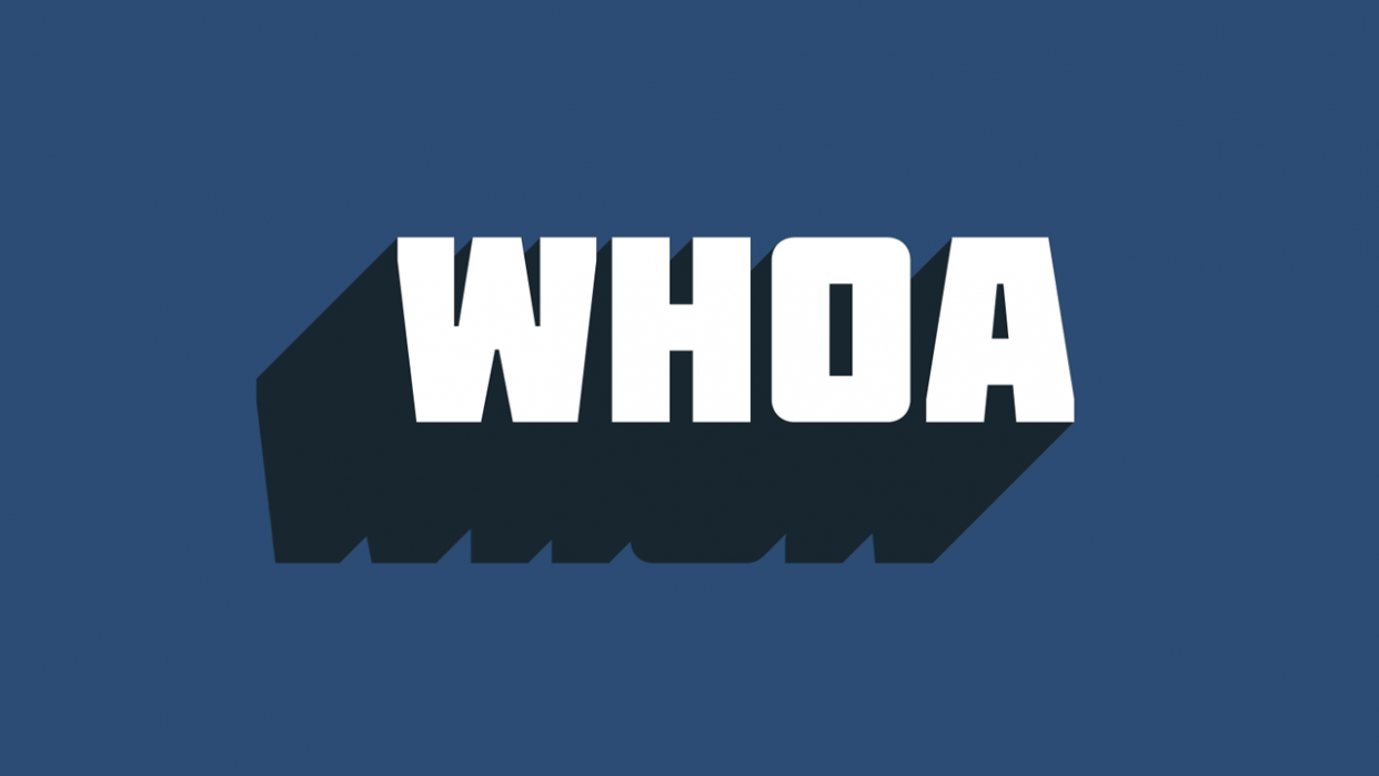 WHOA! - student project