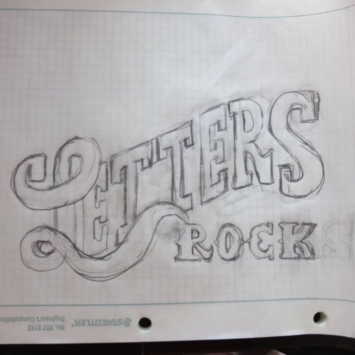 Letters - student project