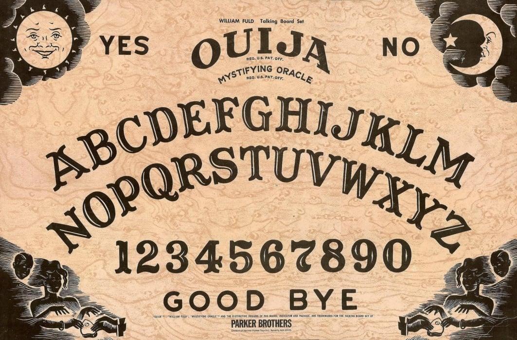 Ouija? - student project