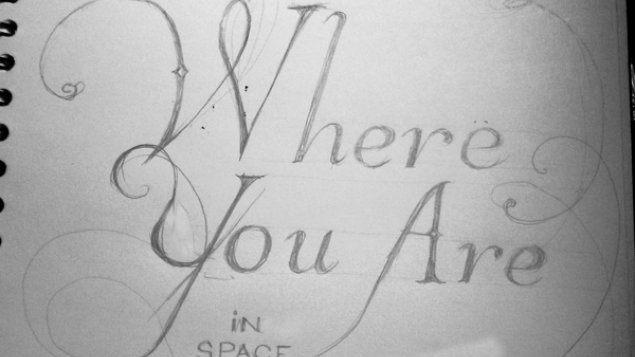 Be Aware of Where You Are in Space & Time - student project