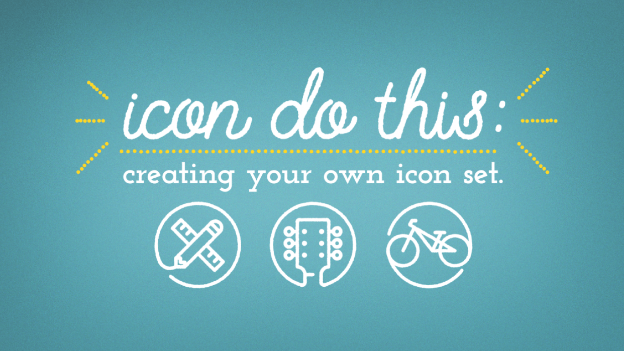 Icon Do This! - student project