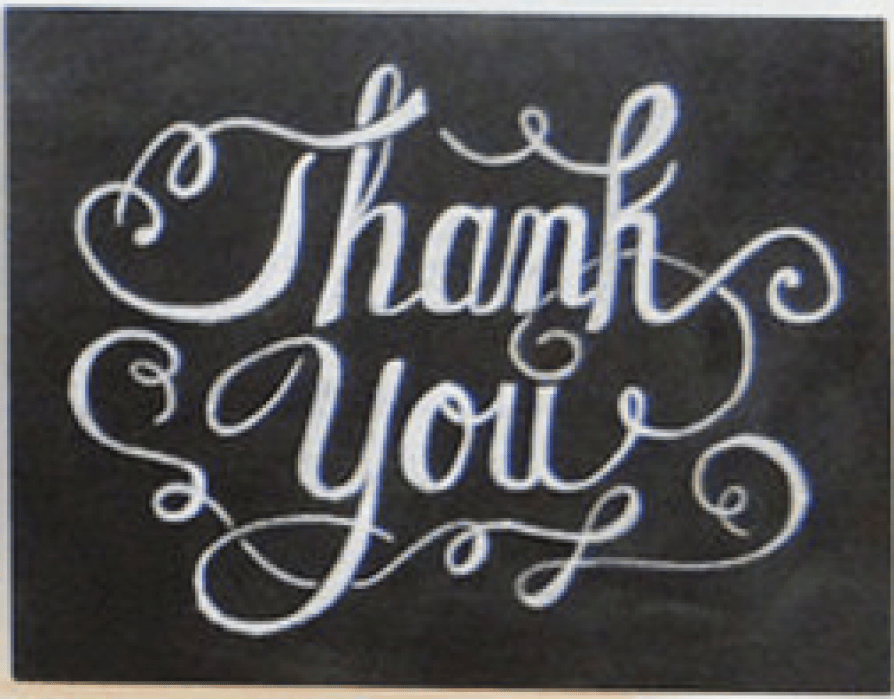 Thank you - student project