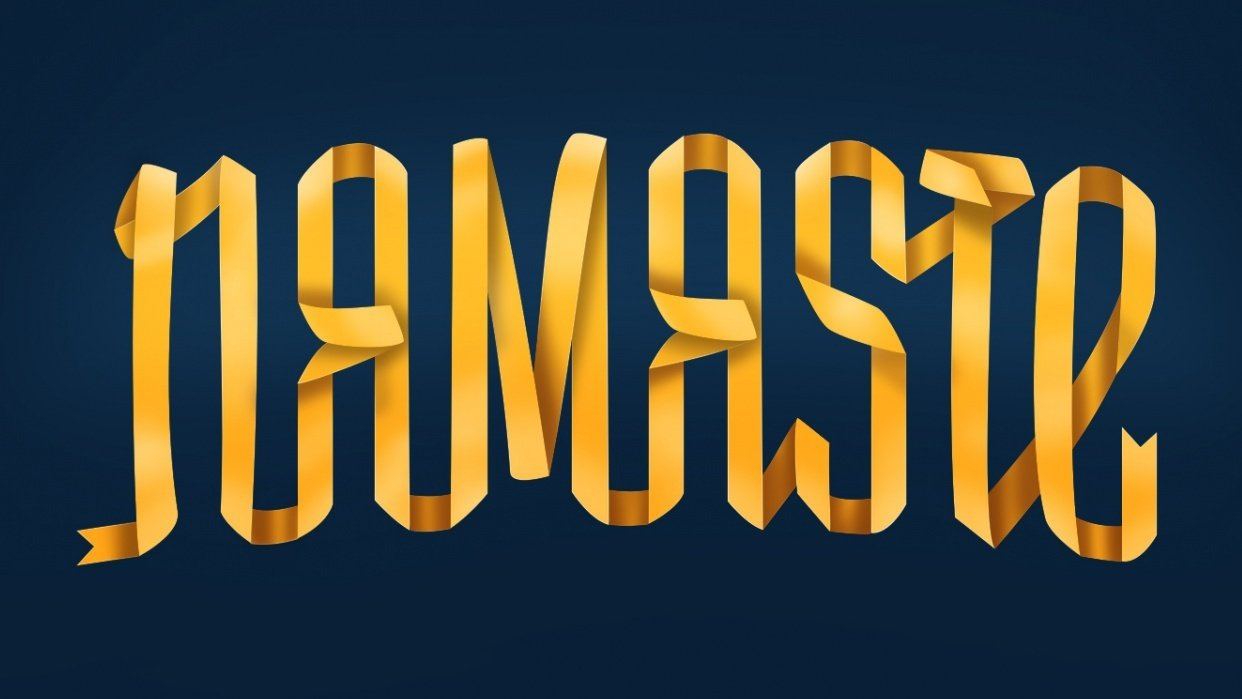Namaste - student project