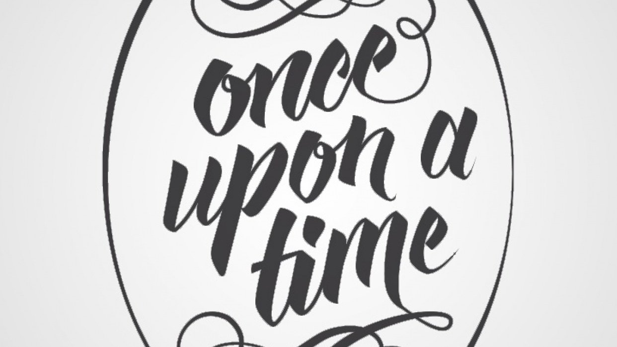 Once Upon A Time - student project