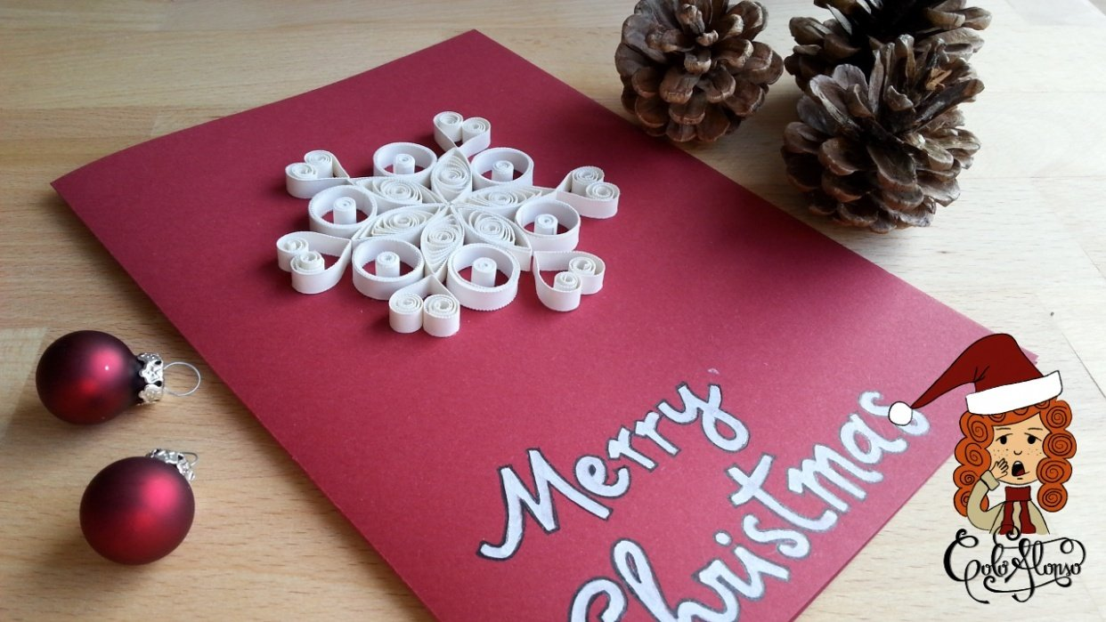 Christmas Card for My Friend ... - student project