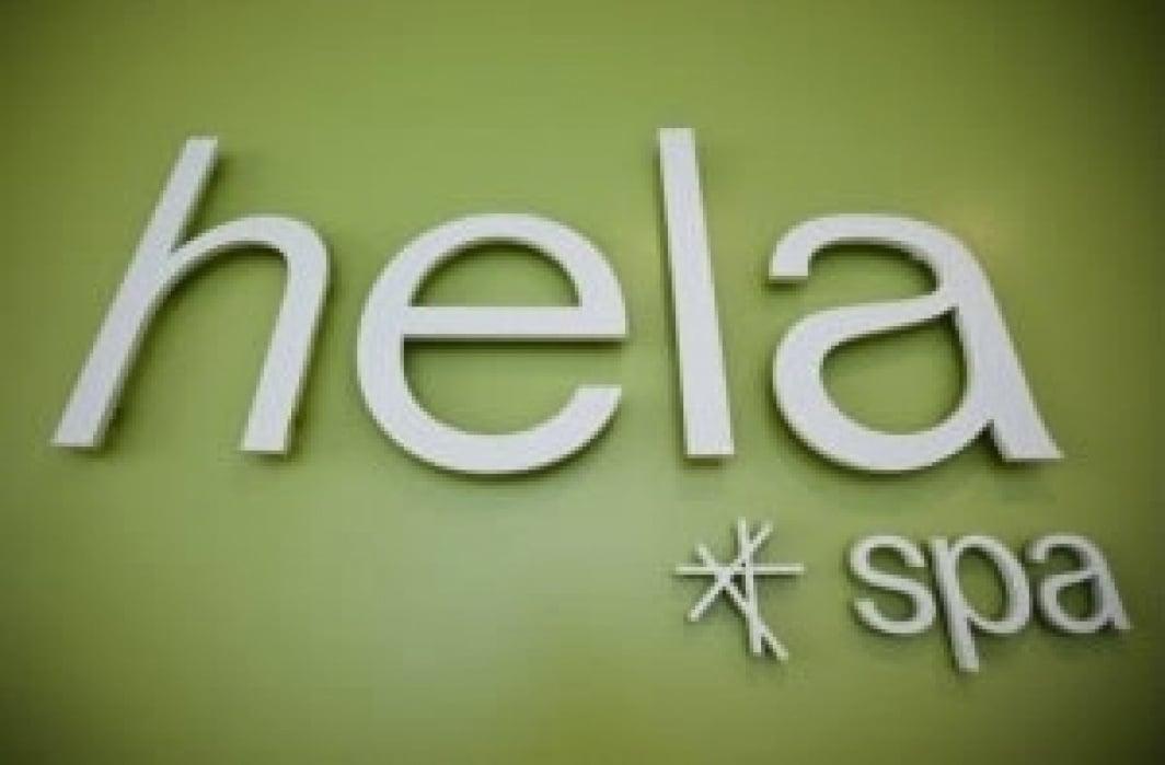 Hela Medical Spa Marketing - student project
