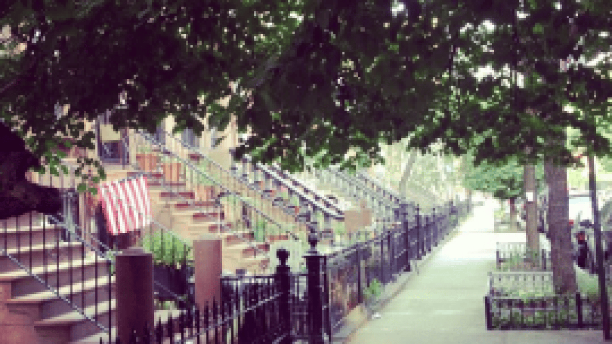 Clinton Hill - student project