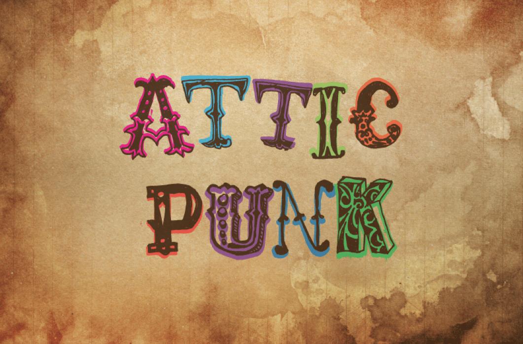 Attic Punk - student project