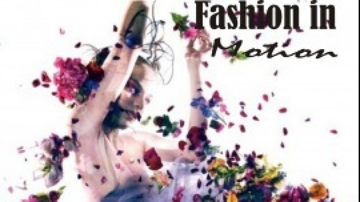 Fashion in Motion - student project