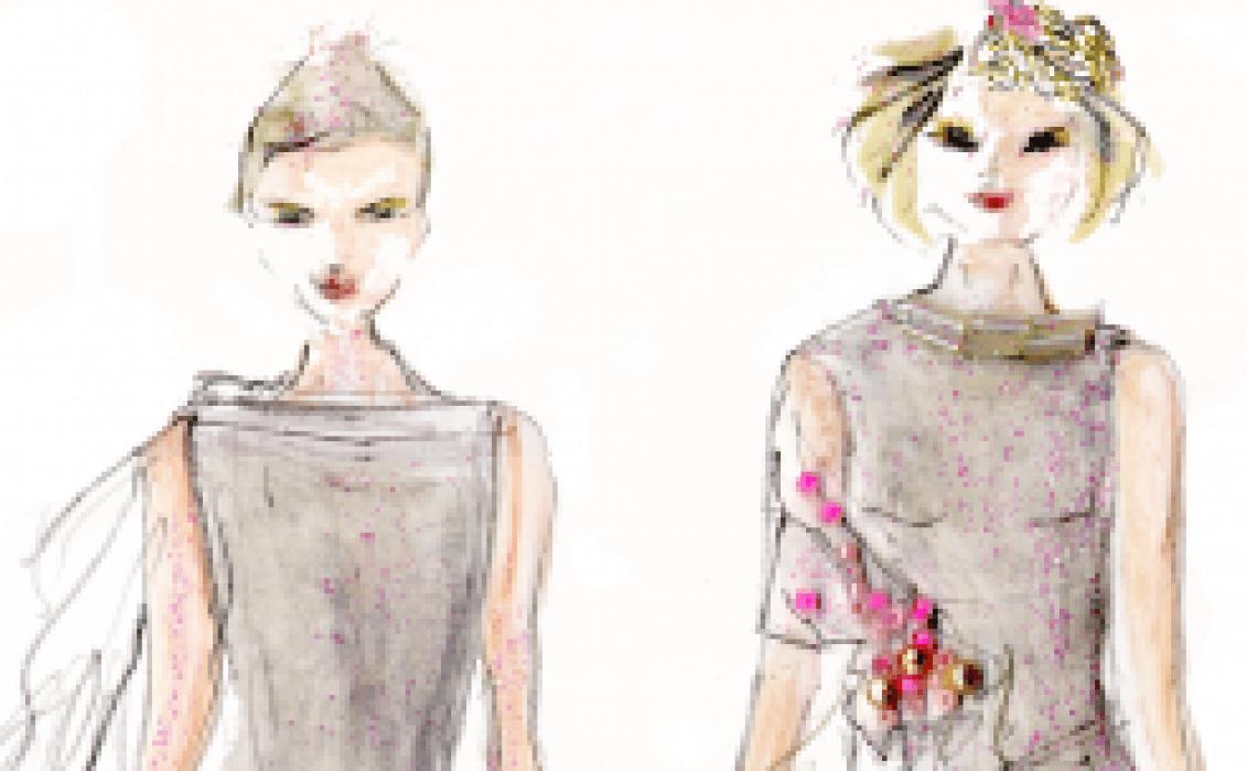EMBELLISHED - Elegance - student project