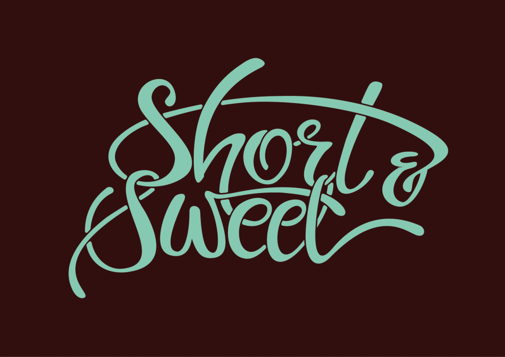 Short & Sweet - student project