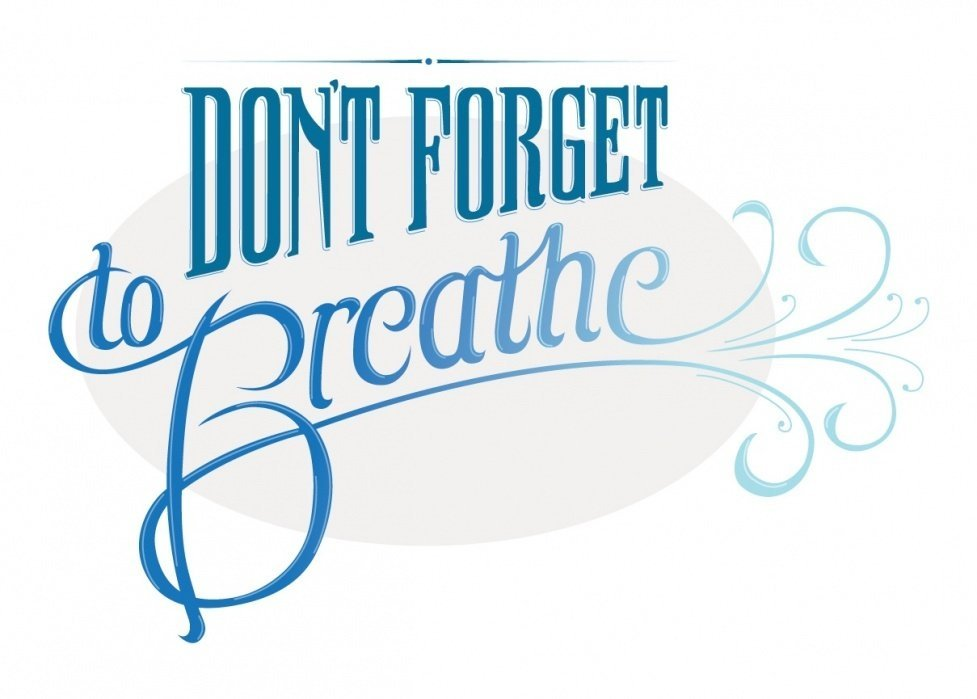 Don't Forget to Breathe - student project