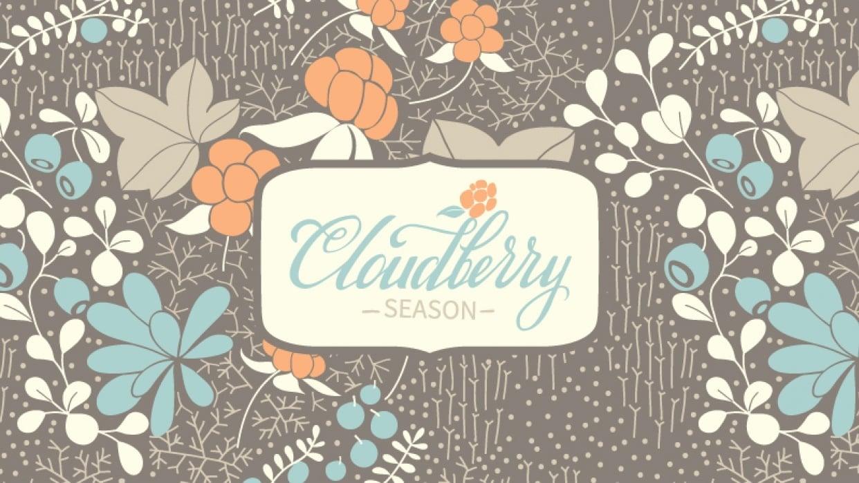 Cloudberry season - student project