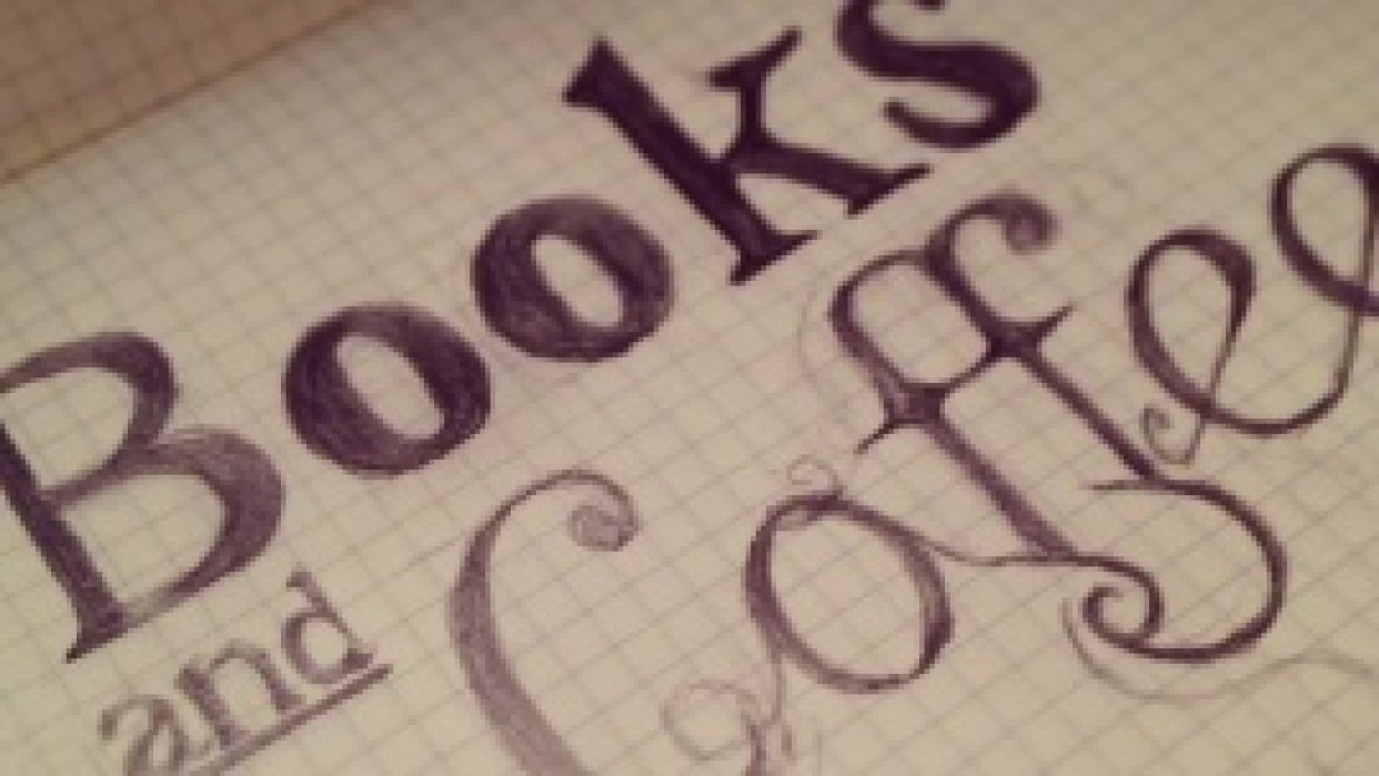Books & Coffee - student project